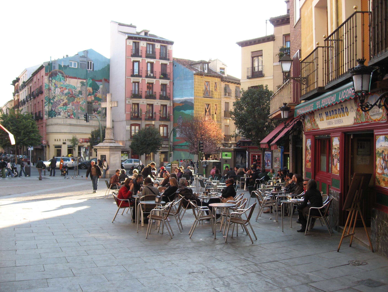 Por la latina te veo en madridte veo en madrid blog - Kontiki madrid ...