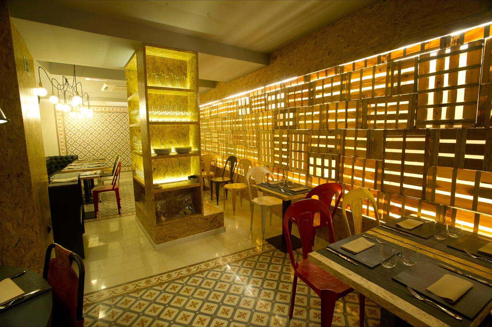 Vi cool el bar de tapas de sergi arola te veo en madrid - Restaurante sergi arola en madrid ...