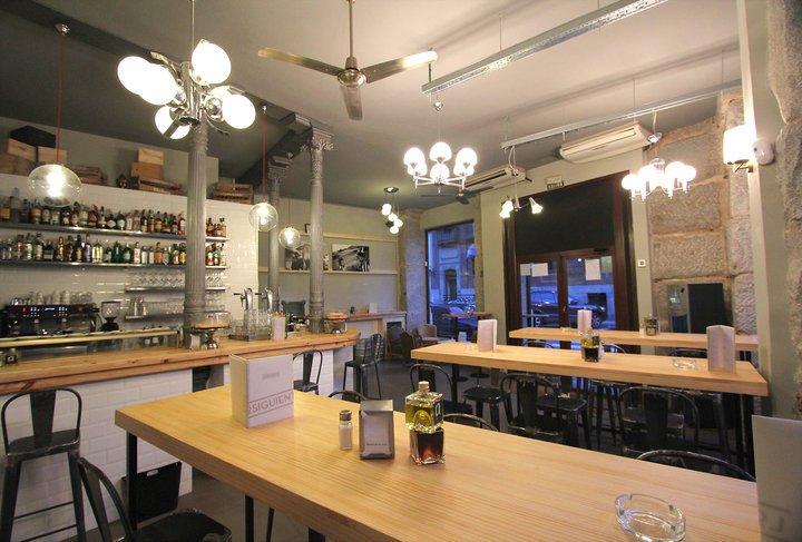 Restaurante Lo Siguiente. Foto: teveoenmadrid.com