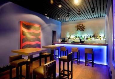 Restaurante Asiático Bam-bou. bar
