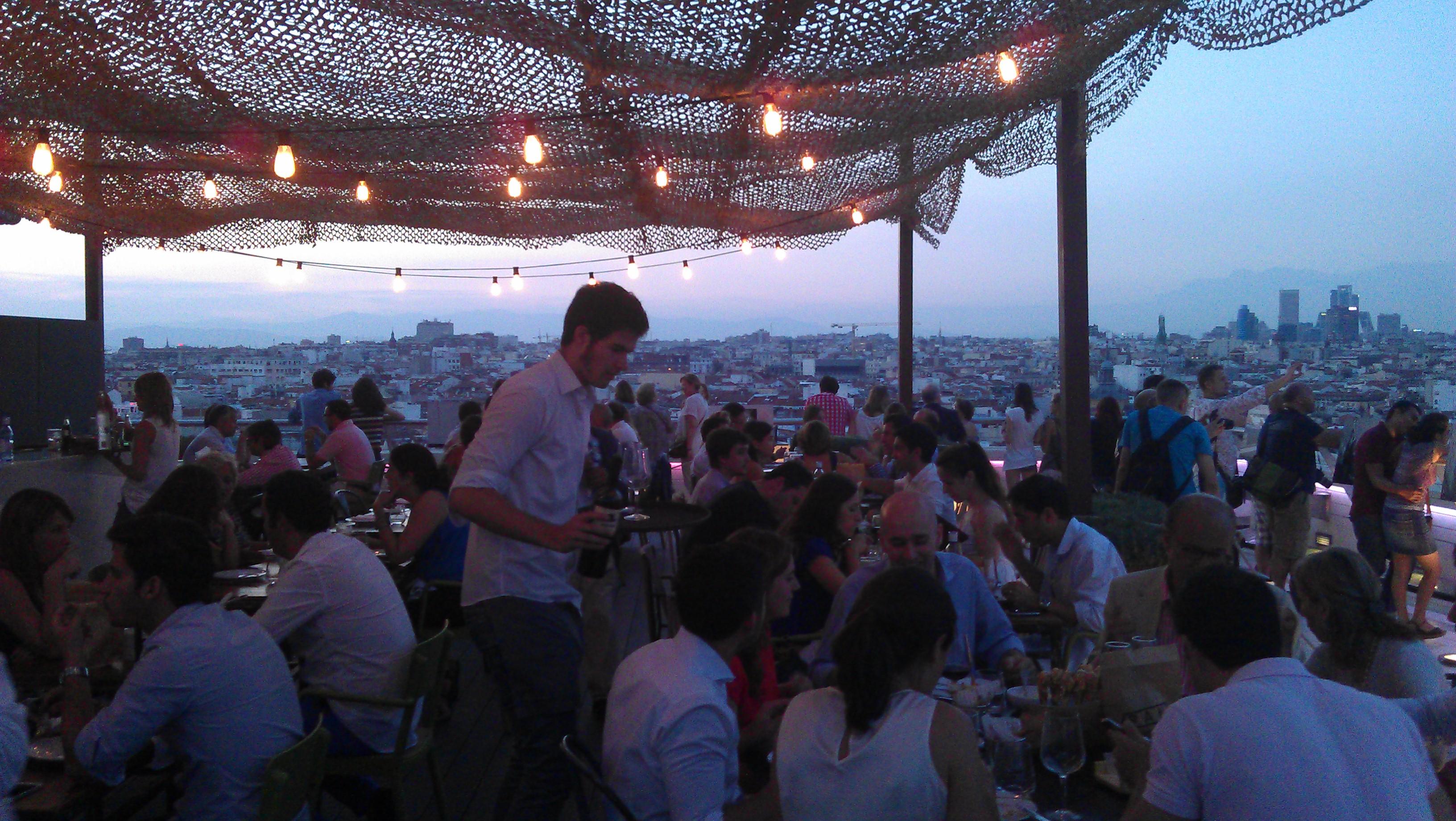Mis terrazas favoritas 2013 te veo en madridte veo en for Restaurante jardines de sabatini