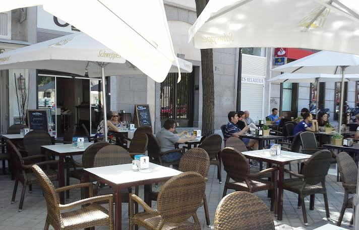 Las terrazas de nuevos ministerios te veo en madridte - Kontiki madrid ...