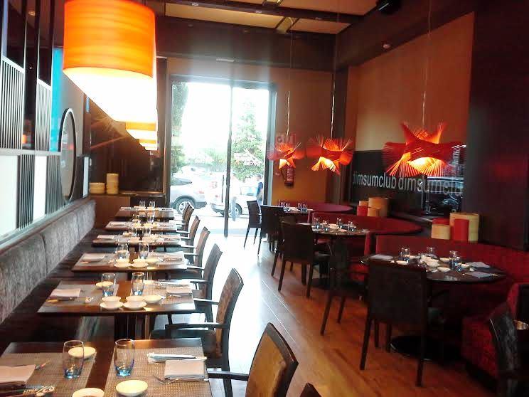 Dim Sum Club El Restaurante Chino M S Elegante Te Veo