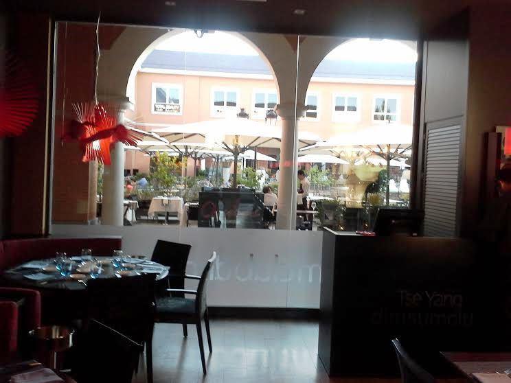 Dim sum club el restaurante chino m s elegante te veo for Club social la moraleja