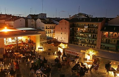Tres terrazas de azotea diferentes te veo en madrid for Cafe el jardin secreto