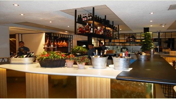 Restaurante Rooster barra Te Veo en Madrid