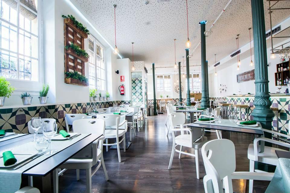 Bacira cocina de fusi n en una taberna de chamber te - Restaurante indochina madrid ...