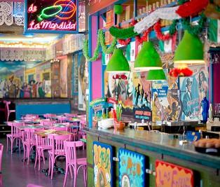 restaurante la-mordida del bernabeu Te veo en Madrid