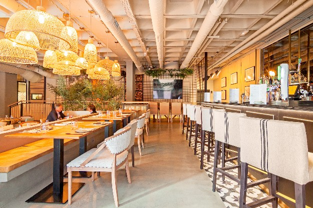 Restaurantes de moda 2014 iv te veo en madridte veo en for Restaurantes con terraza madrid