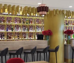 Restaurante Domo Hotel Eurobuiding Te Veo en Madrid