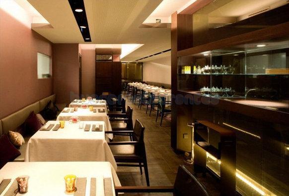 Restaurantes con estrellas michelin en madrid gu a 2015 - Restaurante sergi arola madrid ...