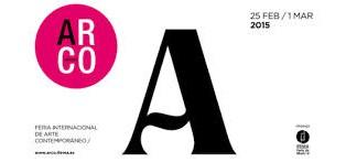 Feria Arco logotipo e invitaciones Te Veo en Madrid