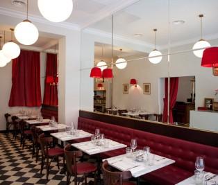 Restaurante café de Paris foto del propietario
