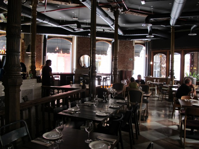 Comer cerca de los museos madrid es la capital del arte for Restaurante la mucca madrid calle prado