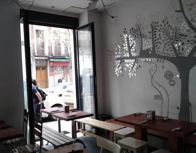 Cafe bar Alma Santa Isabel Te Veo en Madrid