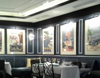 Restaurante Becker 6 comedor Te Veo en Madrid