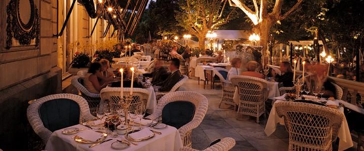 Hotel ritz un cl sico que siempre es un aciertote veo en for Restaurantes con terraza madrid