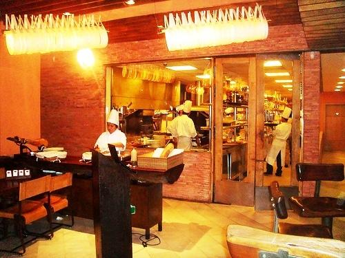 Restaurante Rubaiyat Madrid