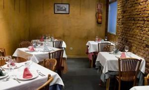 Restaurante Asturianos Te Veo en Madrid