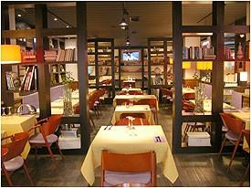 Restaurante cáscaras Santa Engracia Te Veo en Madrid