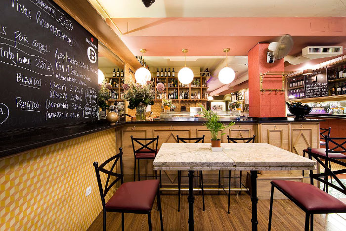 restaurante Duke madrid esquina
