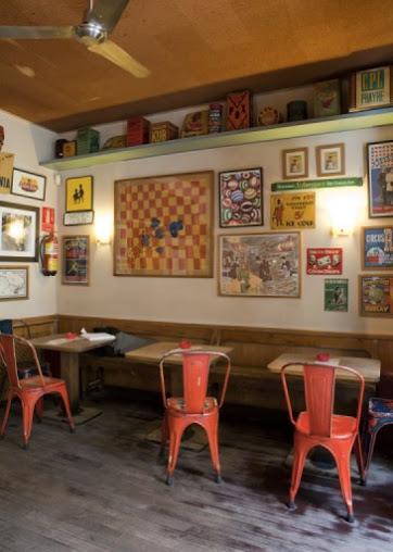 Delic restaurante y meriendas Te Veo en Madrid