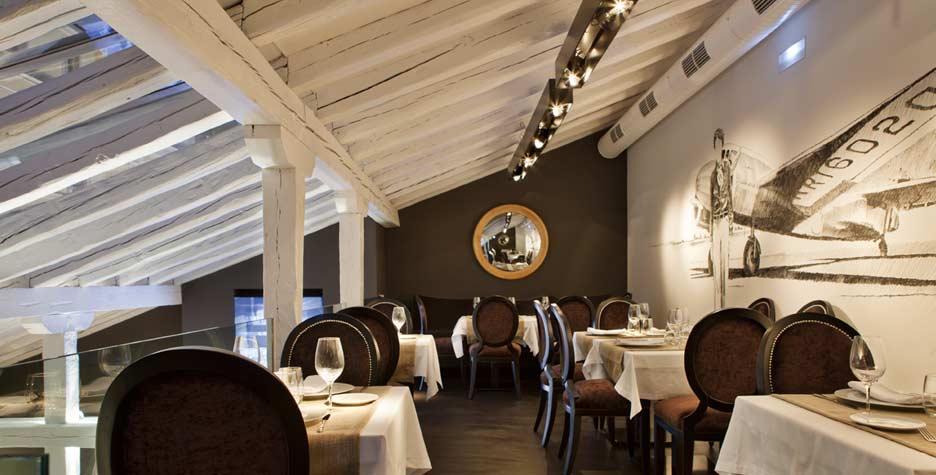 No Restaurante planta alta madrid te veo en madrid