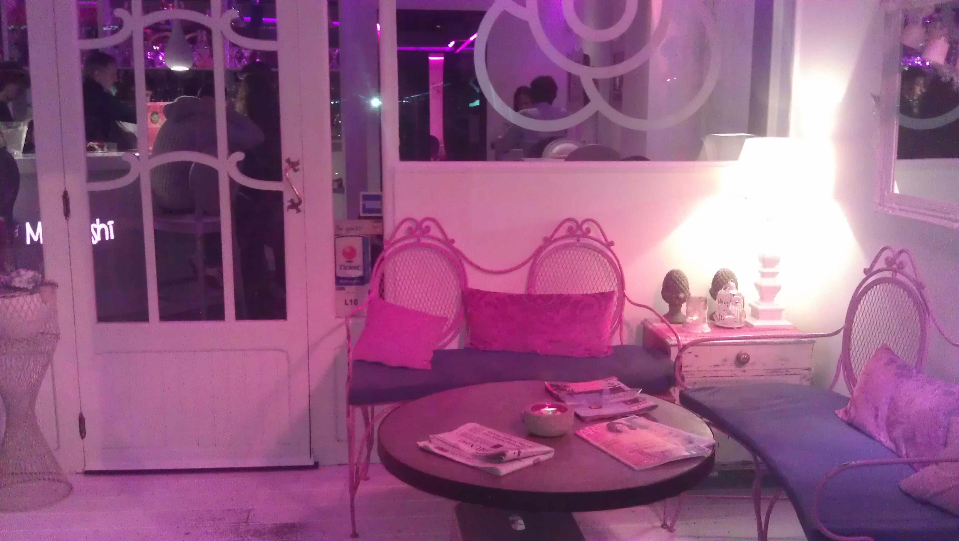 Restaurante Miss Sushi terraza te veo en madrid