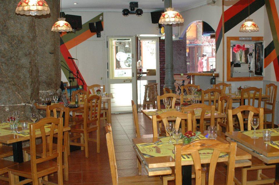 Tocororo restaurante cubano Madrid