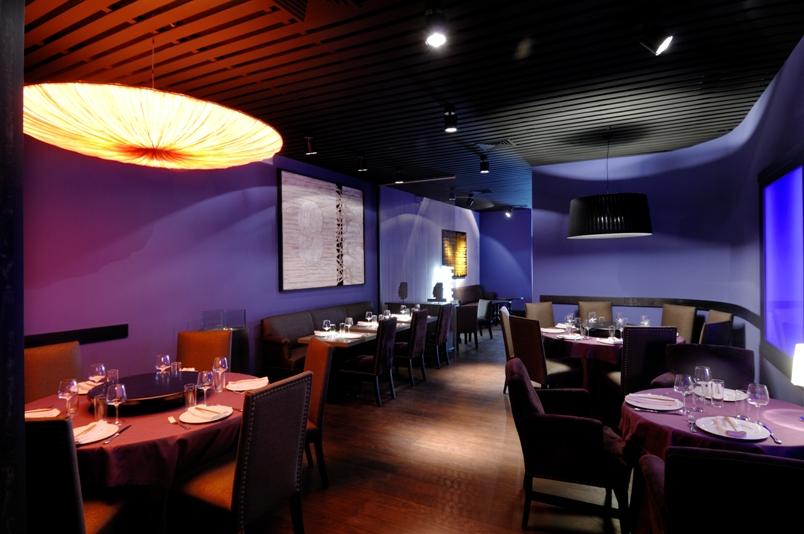 Restaurante bam bou Madrid Comedor principal