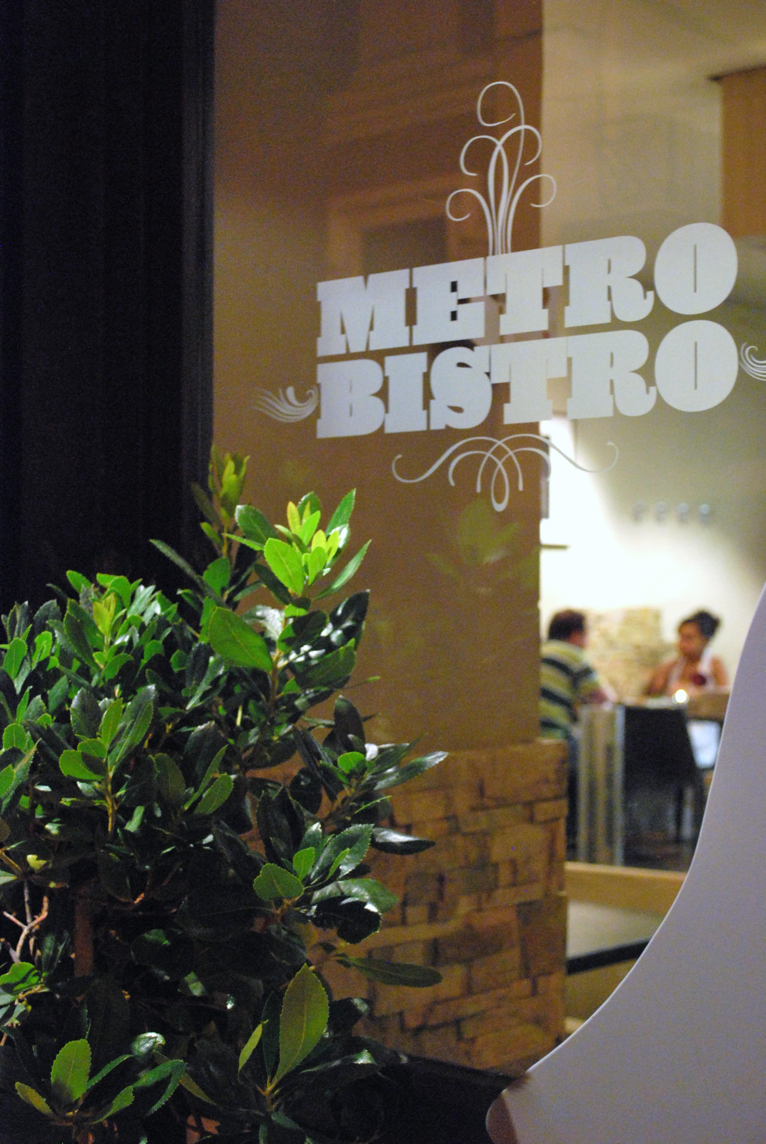 Restaurante Metro Bistro facahda Te Veo en Madrid