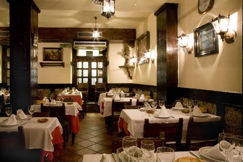 Casa lucio uno de nuestros restaurantes m s conocidoste - Casa arabe madrid restaurante ...
