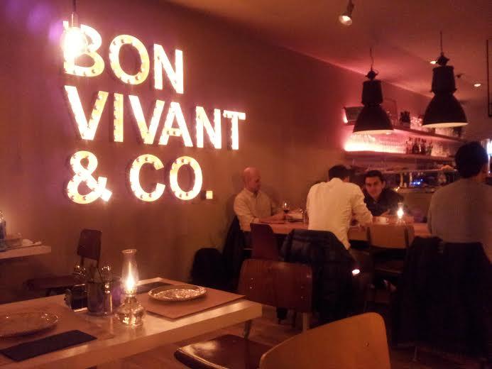 Bon Vivant restaurante