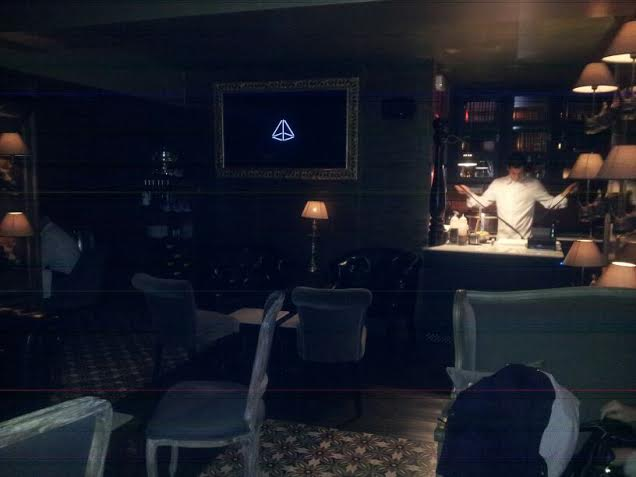 Restaurante A secret club Te Veo en Madrid