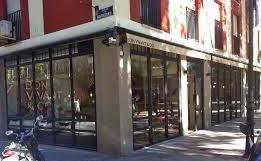 restaurante Bon Vivant, inagen desde el exterios