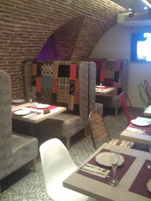 Restaurante La Ccava, comedro