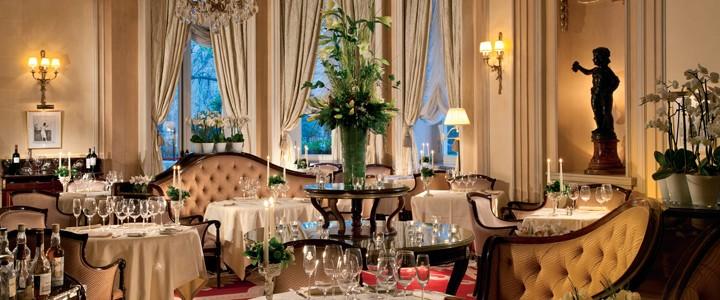 Hotel Ritz Madrid restaurante Te Veo en Madrid