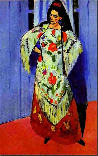 MAntón de Manila, Matisse1911
