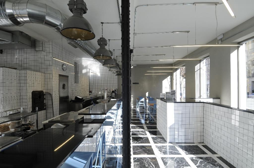 Restaurante Picsa Te Veo en Madrid