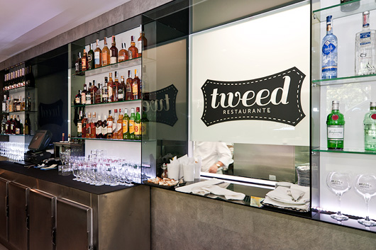 Restaurante tweed barra