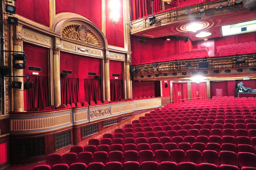 Teatro Lope de Vega Madrid (foto de E