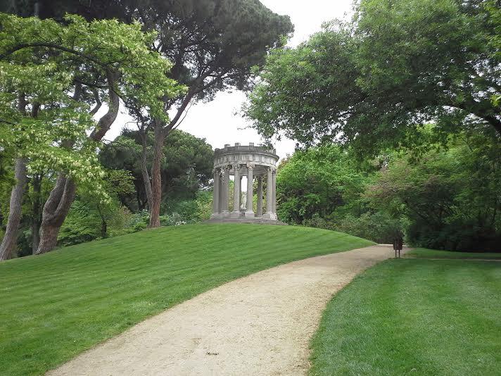Parque del caprichobelvedere Te Veo en Madrid