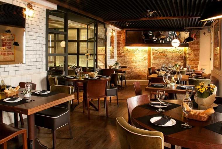 Restaurante Anteno de Madrid Te Veo en Madrid