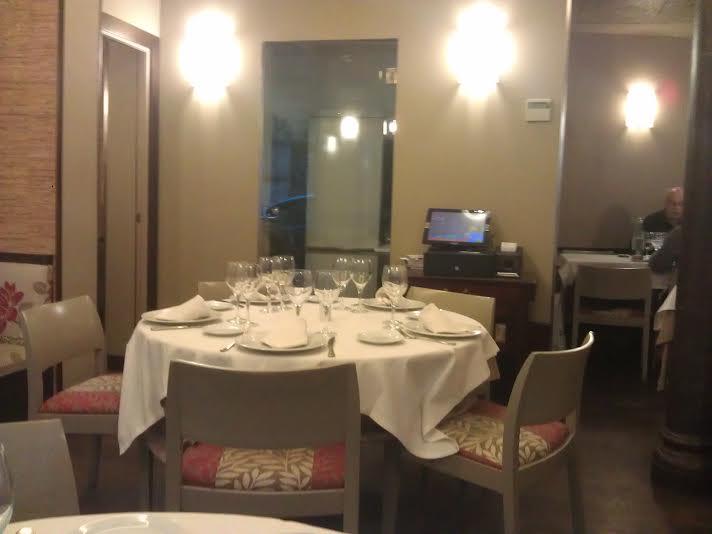 Restaurante casa de comidas Ponzano Te Veo en Madrid