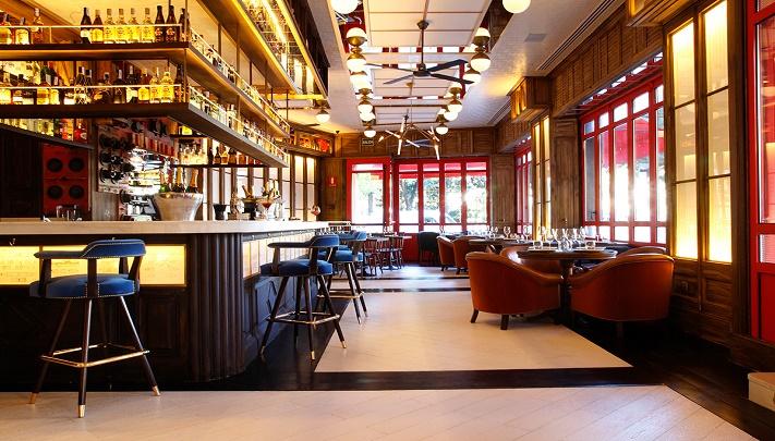Martinete otro hermano peque o en madridte veo en madrid - Restaurante sergi arola en madrid ...