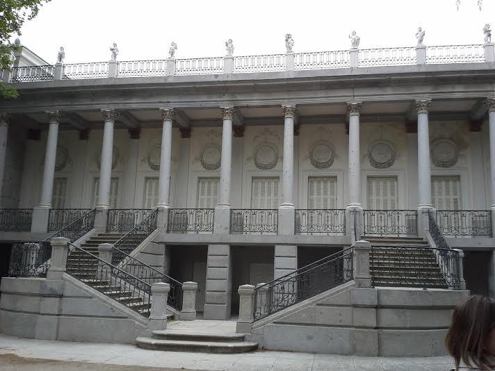 Parque del capricho Palacio Duques Osuna Te Veo en Madrid