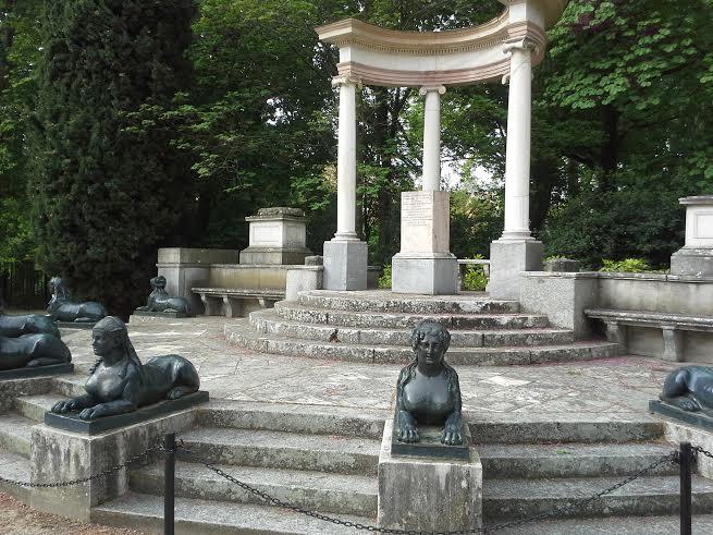 Parque del caprichoplaza de los emperadores Te Veo en Madrid