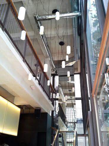 Restaurante Bosco de Lobos techosTe Veo en Madrid