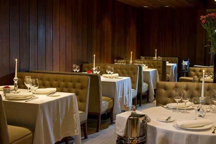 Restaurante el 31 rincón Te Veo en Madrid