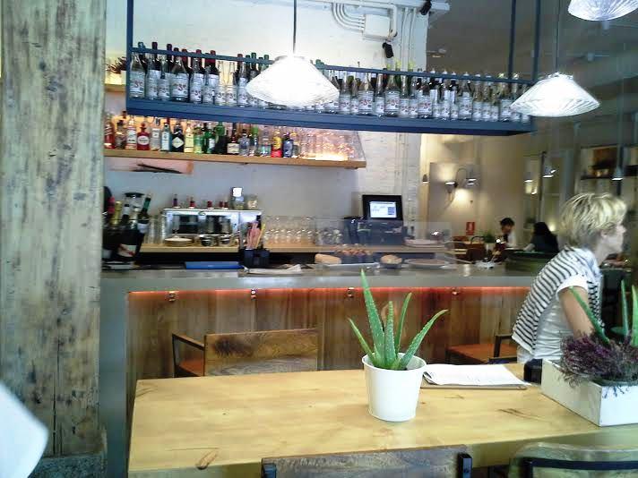 Restaurante Le Coco barra Te Veo en Madrid